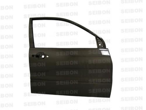 2003~2007年 三菱 ランサーエボリューション カーボンフロントドア 純正形状 【注:本製品は競技用部品です】