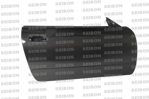 1999~2001年 日産 シルビア S15 カーボンドア 純正形状 【注:本製品は競技用部品です】