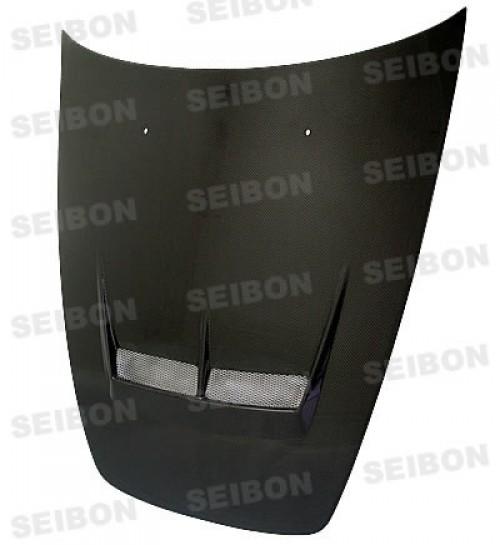 2000~2010年 ホンダ S2000 カーボンボンネット JS-スタイル