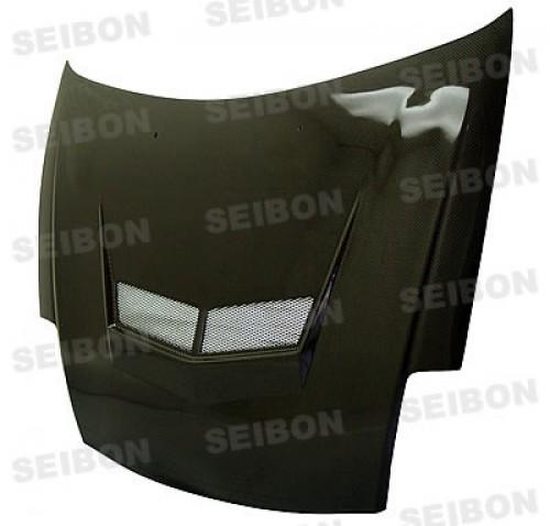 2000~2005年 三菱 エクリプス カーボンボンネット VSII-スタイル
