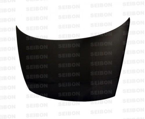2006~2010年 ホンダ シビック クーペ カーボンボンネット 純正形状