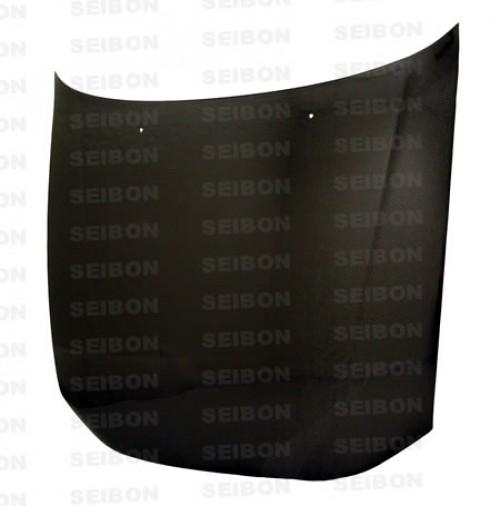 1999~2003年 三菱 ギャラン カーボンボンネット 純正形状
