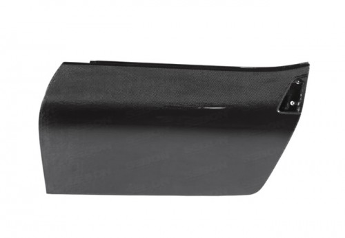 2009~2012年 日産 370Z カーボンドア 純正形状 【注:本製品は競技用部品です】