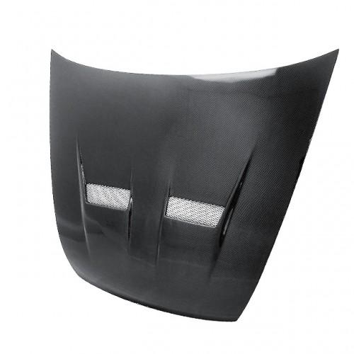 2003年~2007年ホンダ・アコードセダン カーボンボンネット XT-スタイル