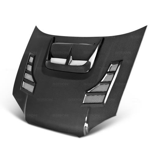 2004年~2005年スバル・インプレッサ / WRX / STI カーボンボンネット CW-スタイル