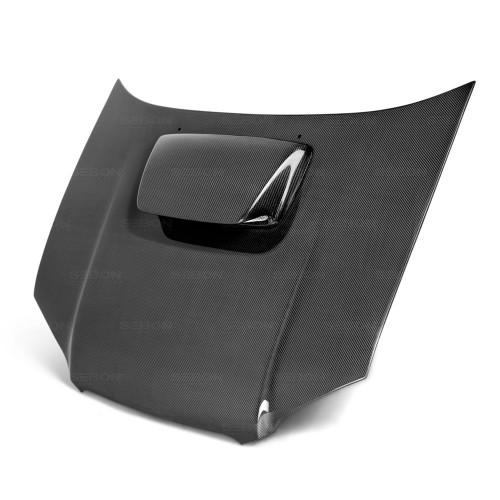 2004年~2005年スバル・インプレッサ / WRX / STI カーボンボンネット 純正形状