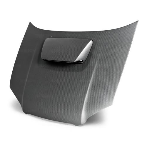 2004年~2005年スバル・インプレッサ / WRX / STI ドライカーボンボンネット 純正形状