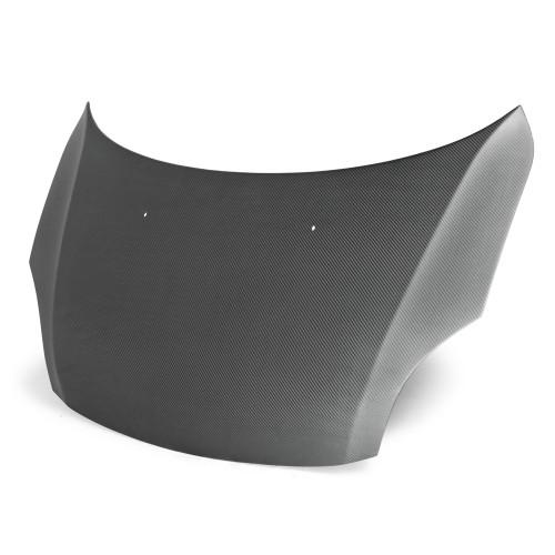 2005~2007年 スズキ スイフト カーボンボンネット 純正形状 (マットフィニッシュ)