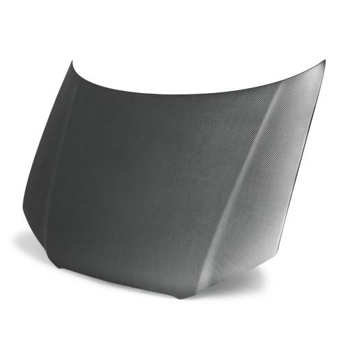 2006~2010年 オーディ A3 カーボンボンネット 純正形状