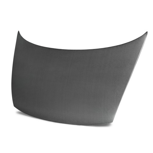 2006~2010年 ホンダ シビック クーペ カーボンボンネット 純正形状 (マットフィニッシュ)