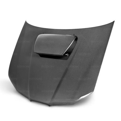 2006年~2007年スバル・インプレッサ / WRX / STI カーボンボンネット 純正形状