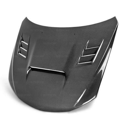 2008年~2014年スバル・WRX / STI カーボンボンネット CW-スタイル
