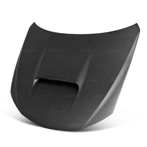 2008年~2014年スバル・WRX / STI ドライカーボンボンネット 純正形状