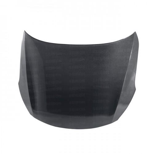 2010~2012年 キア オプティマ カーボンボンネット 純正形状