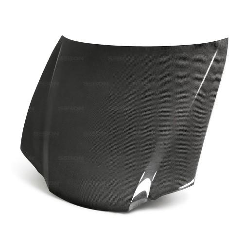 2013年~2019年レクサス・GS カーボンボンネット 純正形状