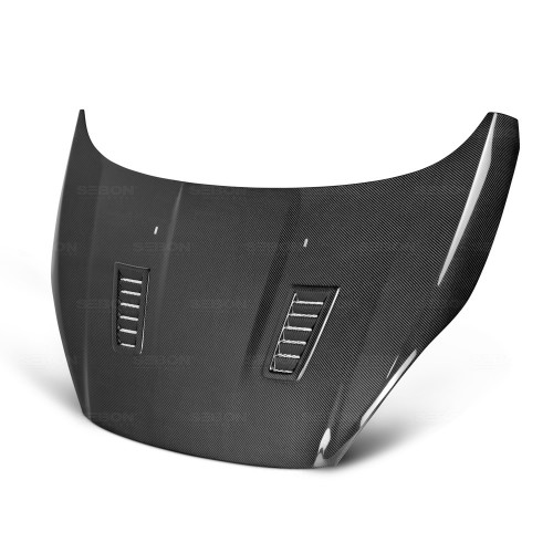 2014年~2018年フォード・フィエスタ カーボンボンネット RS-スタイル
