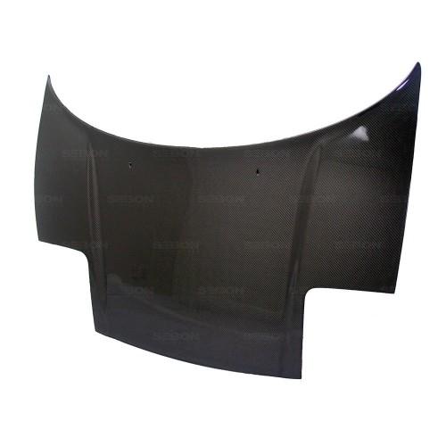 1992年~2001年アキュラ・NSX 平織りカーボンボンネット 純正形状