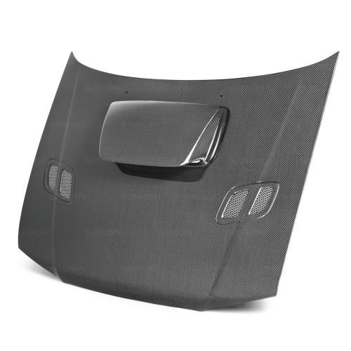 1998年~2001年スバル・インプレッサ カーボンボンネット 純正形状