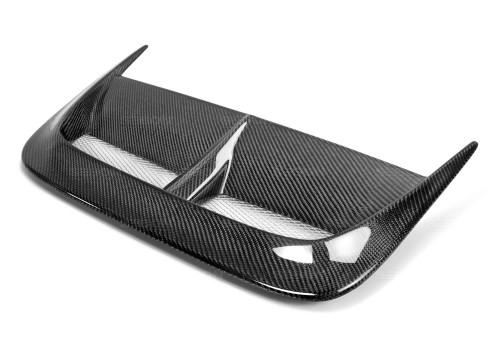 2002年~2003年スバル・インプレッサWRX カーボンボンネットスクープ CW-スタイル