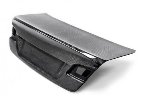 2007年~2013年BMW E92 3 シリーズ / M3 クーペ カーボントランクパネル CSL-スタイル