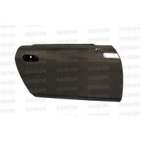 2000~2010年 ホンダ S2000 カーボンドア 純正形状 【注:本製品は競技用部品です】