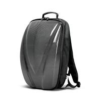 カーボンハードシェルバックパック - ブラック