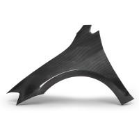 2015年~2017年フォルクスワーゲン・ゴルフ / GTI / R カーボンフロントフェンダー 純正形状
