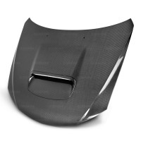 2008年~2014年スバル・WRX / STI カーボンボンネット 純正形状